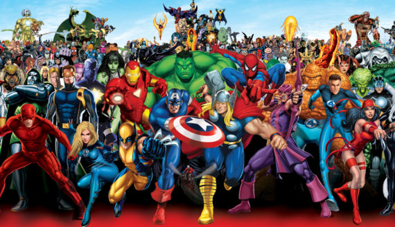 Marvel Digital Marketing